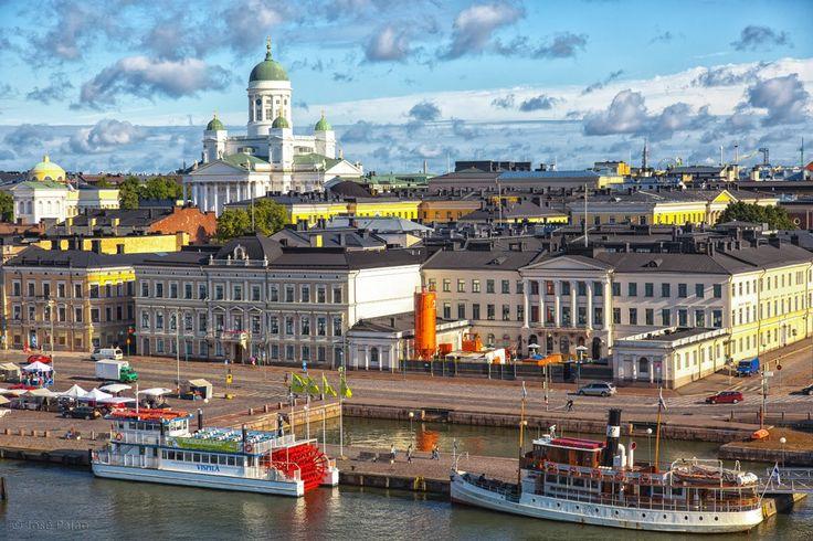 Helsinki, Finland Oh, the places I've been! Helsinki