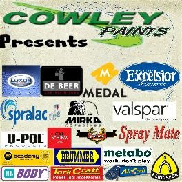 Cowley Paints Products