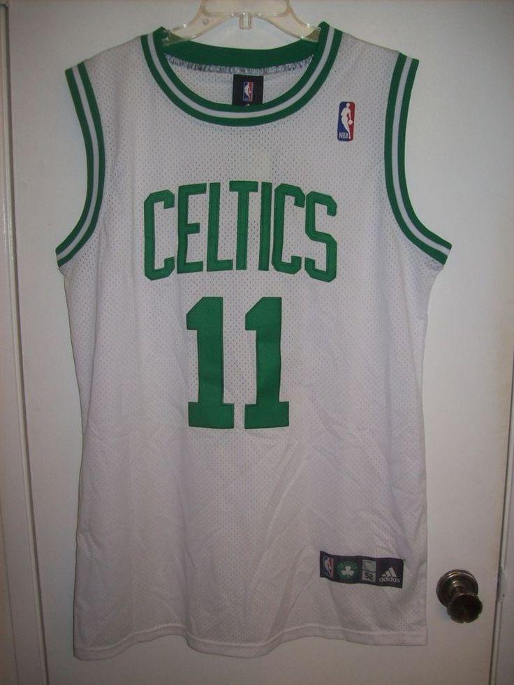 "Boston Celtics ""cry Baby Glen Davis"" Authentic Adidas Game"