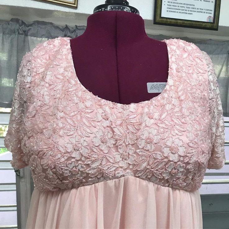 Vestido de maternidad Diseño y confección por Leomary Montañez Diseñadora …