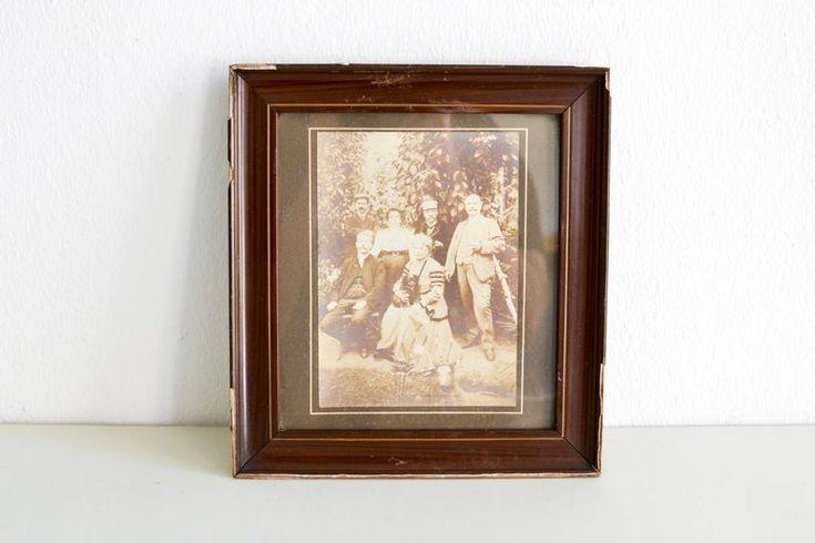 Sepia family photo, family portrait, black and white photo,framed photo, black and white familyportrait, portrait photograph