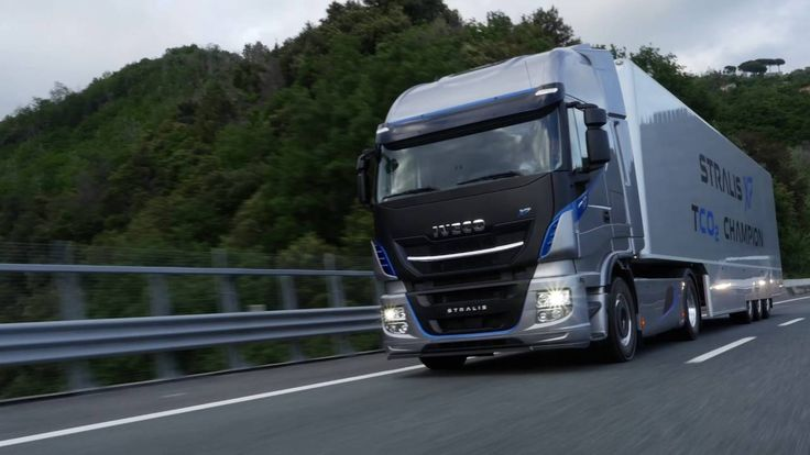New Stralis XP: the long haulage TCO2 Champion.