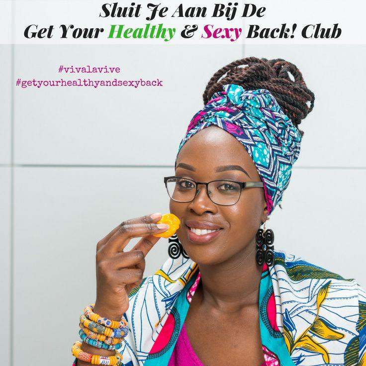 Geef 2017 een gezonde start door je aan te melden voor de Get Your Healthy & Sexy Back! Club. De plek waar vrouwen met een volle agenda worden empowered om hun Healthy & Sexy Lifestyle terug te claimen.  Ga naar   #vivalavive #healthyandsexylifestyle #getyourhealthyandsexyback #podcast #podcasting