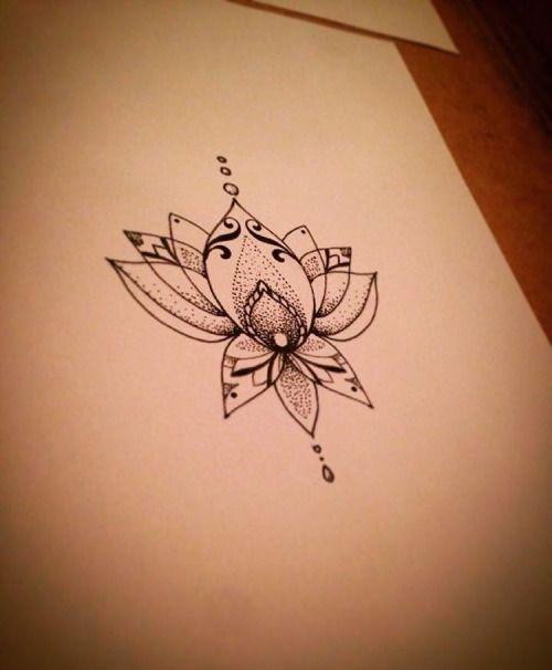 small mandala tattoo - Recherche Google