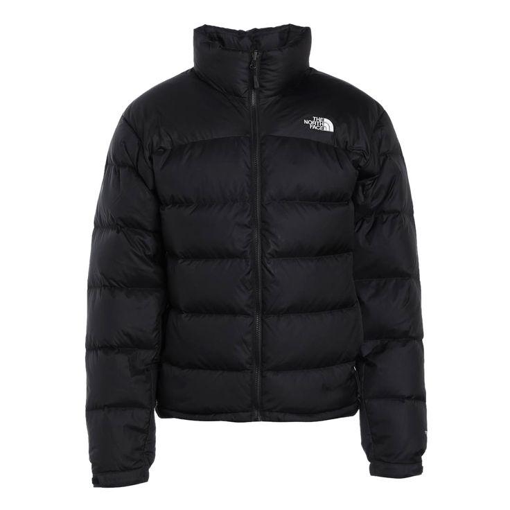 The North Face M Nuptse II Jacket (Black)