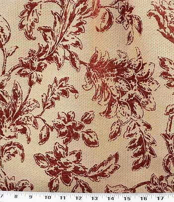 Morissette Ruby | Online Discount Drapery Fabrics and Upholstery Fabric Superstore!