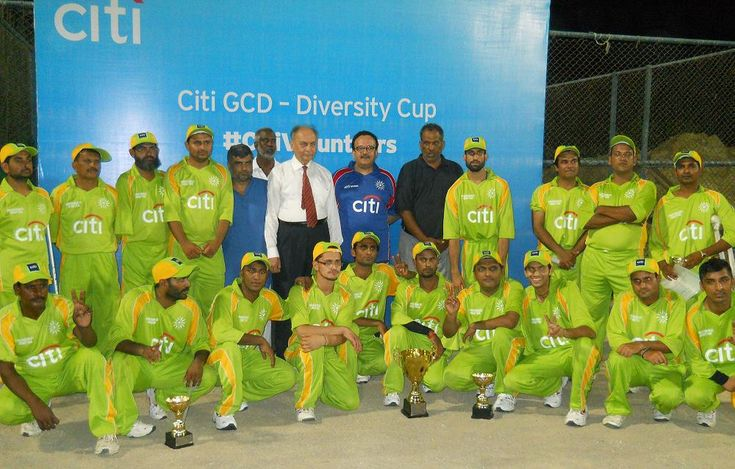 Group Photo of Karachi Disabled Cricket Team with Mr. Nadeem Lodhi (Citi Bank) and Prog. Ejaz Farooqui President KCCA