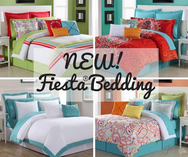 Fiesta Dinnerware Bedding Collection.