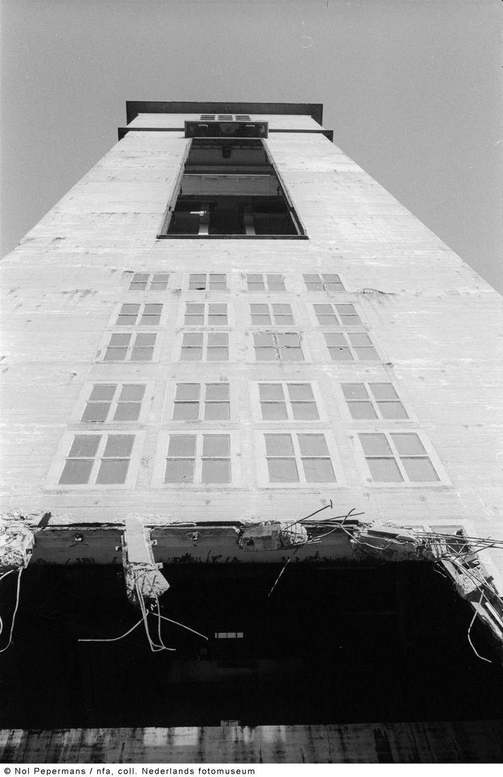Sloop van schacht III, Staatsmijn Emma, Hoensbroek (1983)