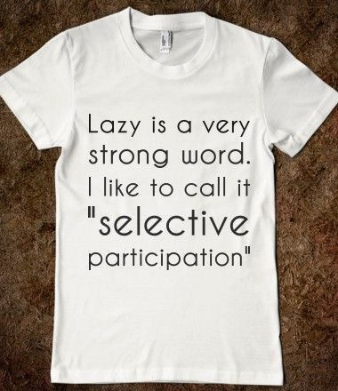 When you just give up… | 22 Shirts That Explain Your Feelings So You Don't Have To