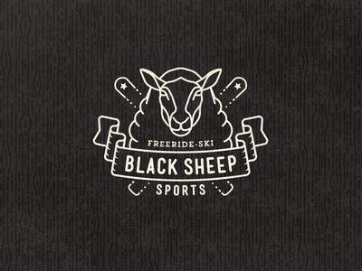 Black Sheep Sports Logo