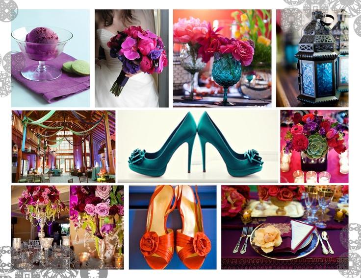 2013 Jewel Tone Colour Trend