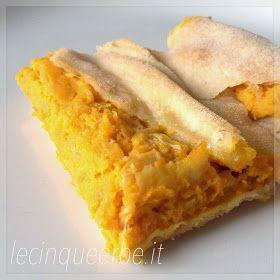 Ricette Liguri - Ricetta Vegetariana - Torte Salate - Torta di Zucca