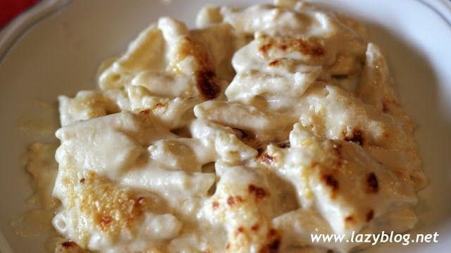 Lazy Blog: Cómo hacer los macarrones con queso americanos