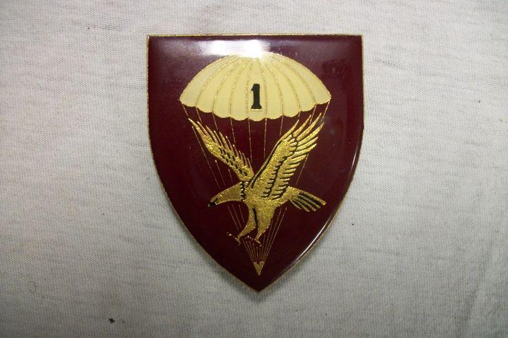 Para badge South Africa. Para embleem Zuid Afrika | Para badges wings international | militariadefoerier