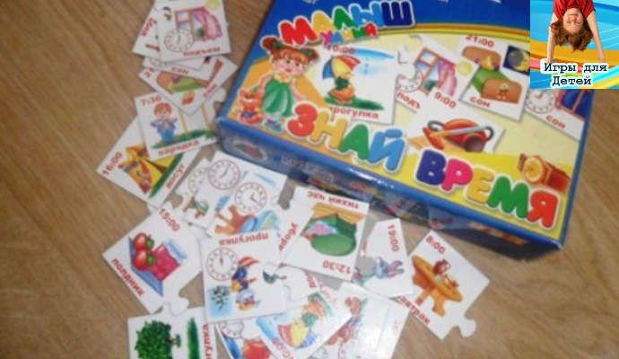 Игры за столом для детей 3-5 лет
