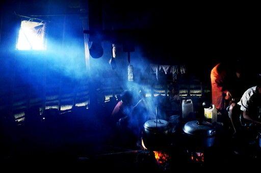 Waerebo kitchen, Flores, NTT - Indonesia
