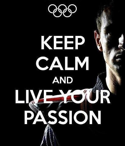 Taekwondo, live your passion