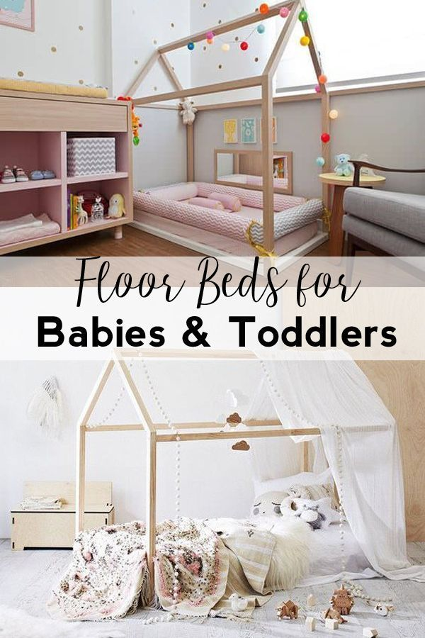 Floor Bed Ideas Floor Beds For Babies Floor Beds For Toddlers