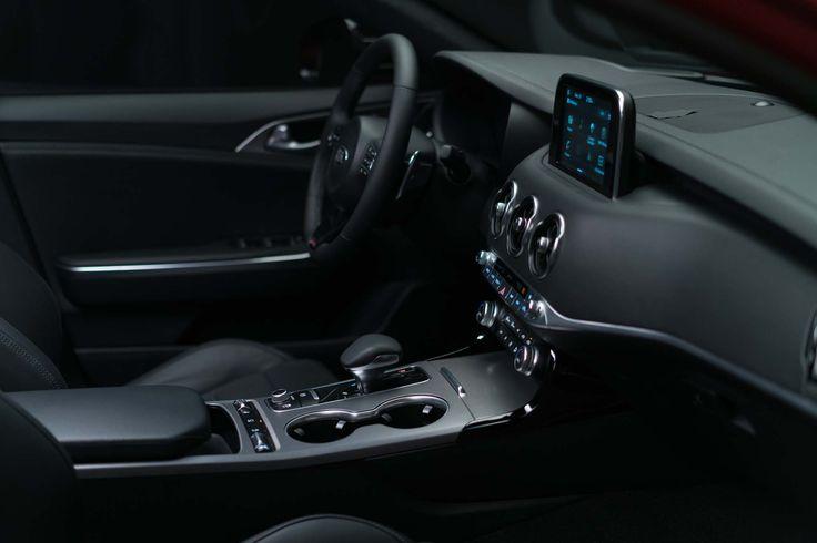 2018-Kia-Stinger-GT-interior-center-console.jpg (2039×1360)