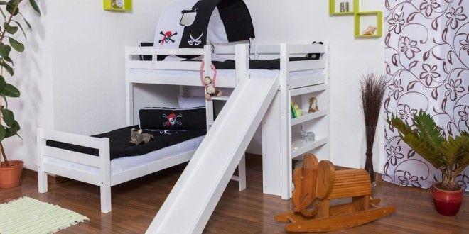 Kinderhochbett mit Rutsche – Die Top 3