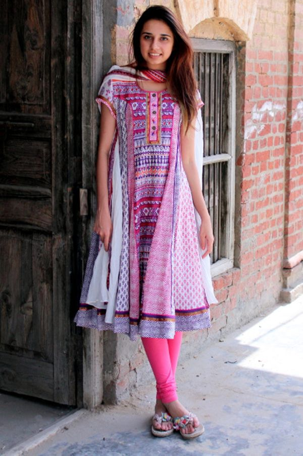 Anupreet S. of India Poses in Pink | TeenVogue.com