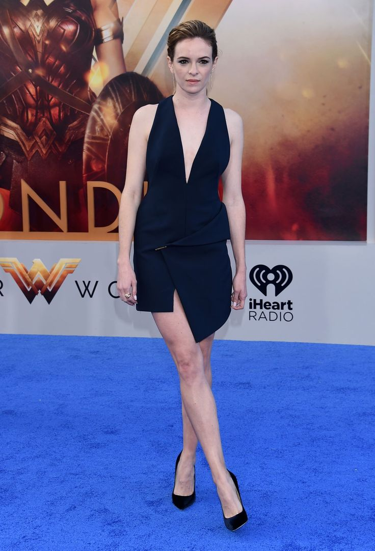 """Danielle Panabaker at the """"Wonder Woman"""" Movie Premiere, Los Angeles (25 May, 2017)"""