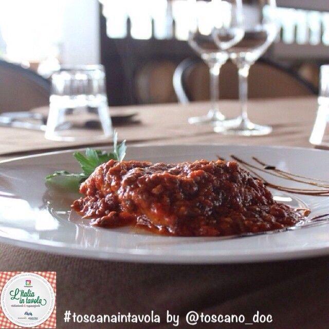 Avete mai assaggiato il #Baccalà alla livornese? #italiaintavola #toscanaintavola  Ecco la ricetta del Ristorante @toscano_doc