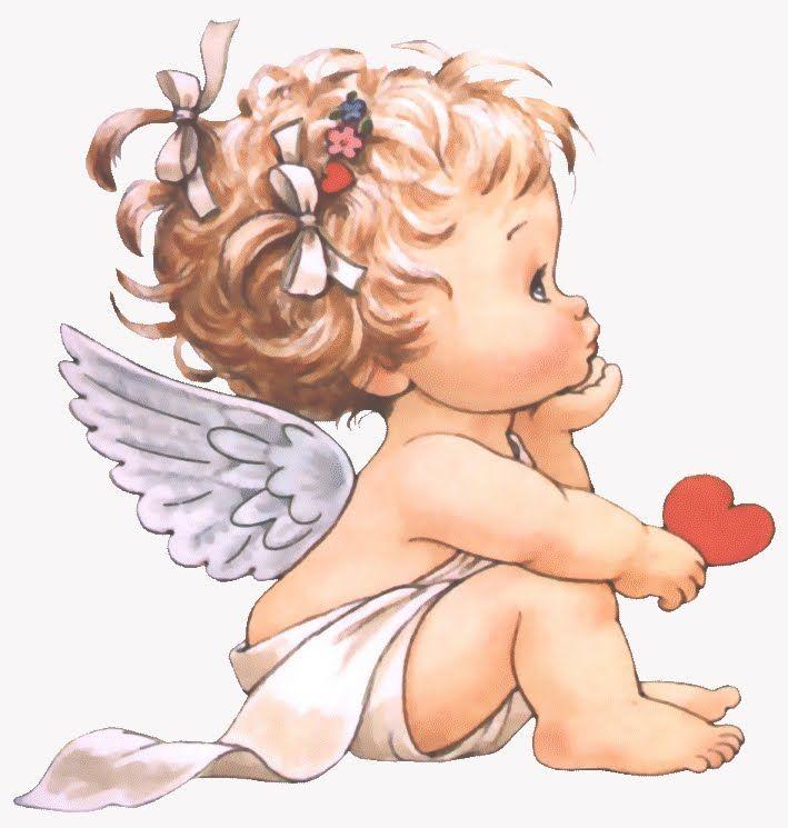 Для моей, картинки с ангелочком для девочки