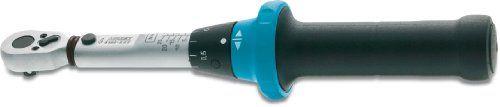 Hazet 5108-2CT Drehmomentschl�ssel 2,5-25 Nm, Genauigkeit +/- 4% in Klarsichtbox