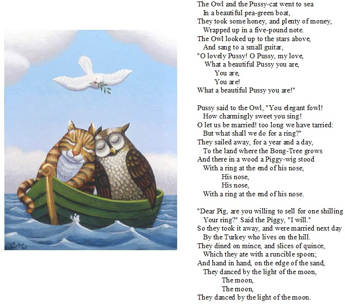 70 Best The Owl And The Pussycat Images On Pinterest -6880