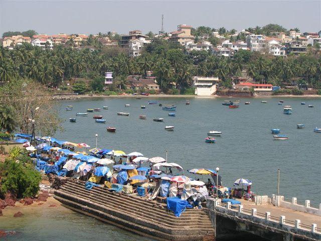 Panaji (Goa) : Indian Tourist Places | Travel Destinations India: