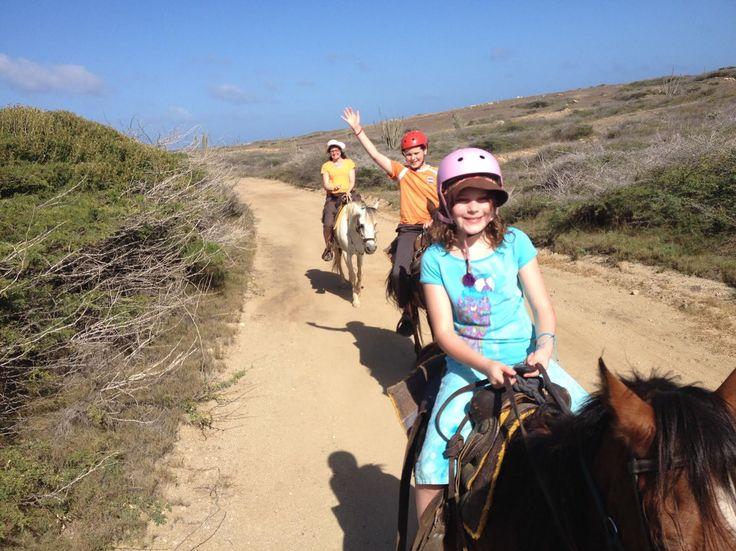 5 fun activities when visiting Aruba with kids