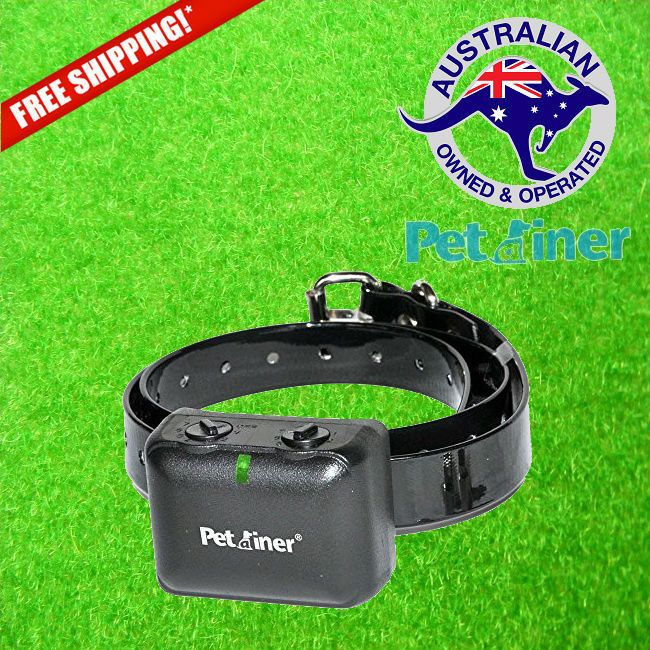 Petrainer PET-850 Bark Collar Rechargeable and Submersible