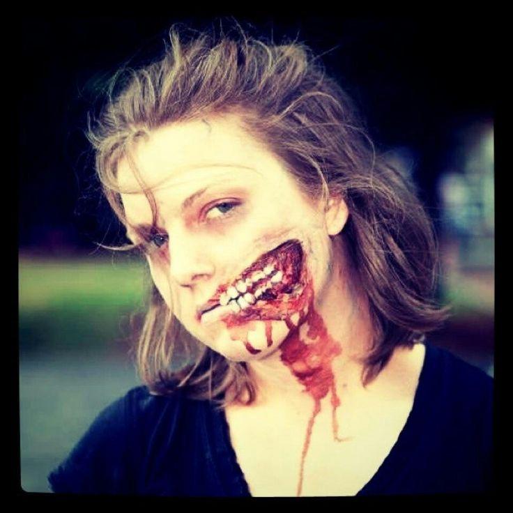 my halloween zombie apocalypse makeup - Zombies Pictures For Halloween