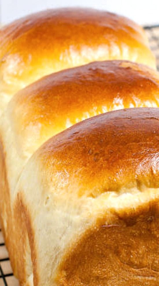 Hokkaido Milk Toast.