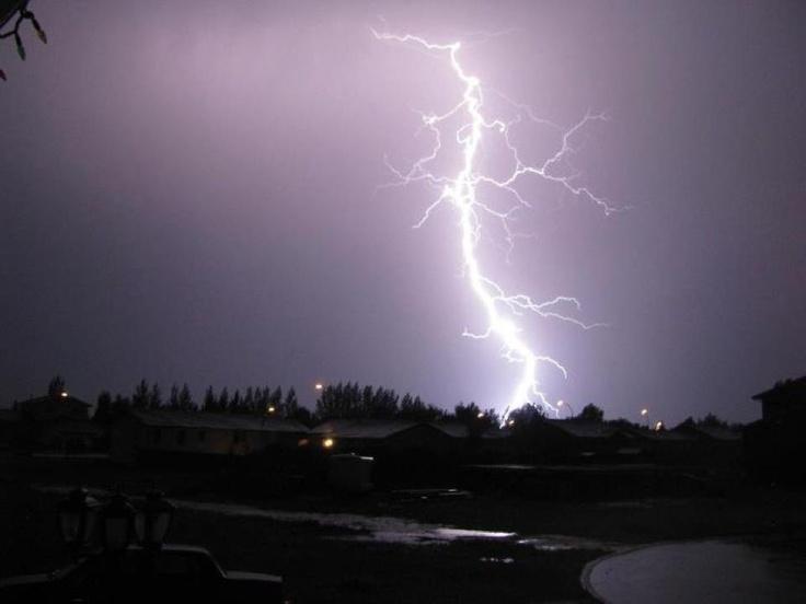 "Lake Diefenbaker, Saskatchewan. ""Storms a Rollin In!"""