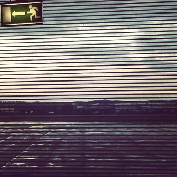 """@kiedys's photo: """"Start. Exit."""""""