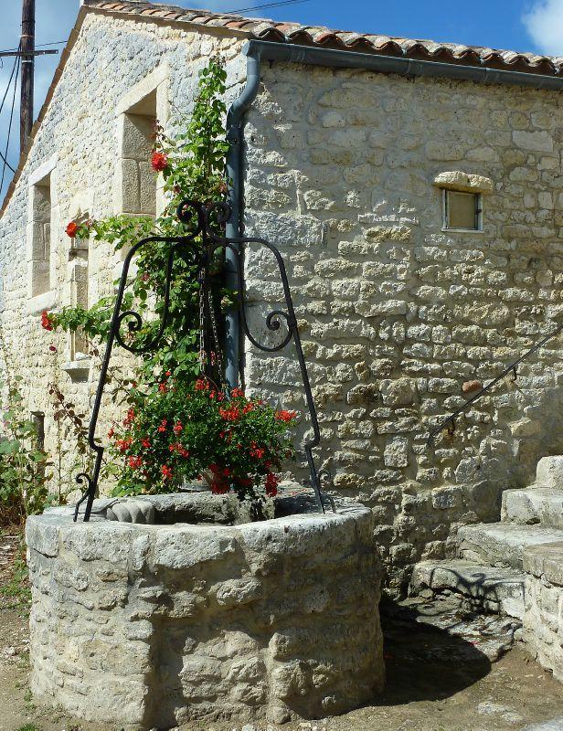 Jolie pierre - Oléron