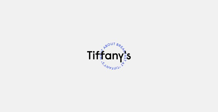 Breakfast at Tiffany's on Behance
