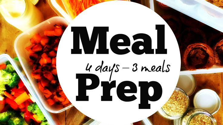 VORKOCHEN / MEAL PREPPING (DEUTSCH/GERMAN) Eating healthy is complicated, expensive and requires a lot of time? Not when you are meal prepping! Recently I gave the concept of prepping my meals in advance a try and I have to say: I'm a fan! If you are unsure if meal prepping is for you and even if you never heard of meal prepping before, definitely watch my video because in this one I will show you how I prep all my meals for four days in advance. For more tips on meal prepping, check out my…