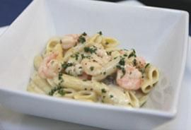 Vermilion Bay Sweet Shrimp and Tasso Pasta | Louisiana Seafood Promotion & Marketing Board