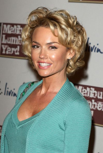 Kelly Carlson Hair