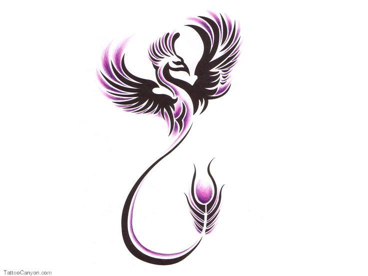 Rising Phoenix Tattoo Small - Bing Images