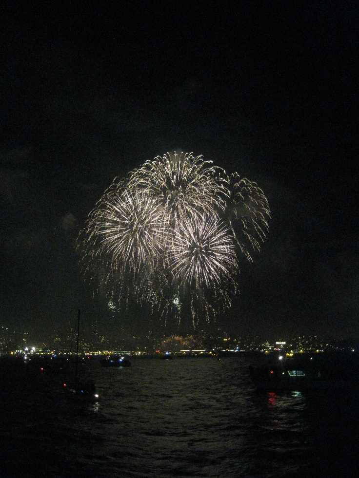 san francisco 4th of july fireworks pier 39