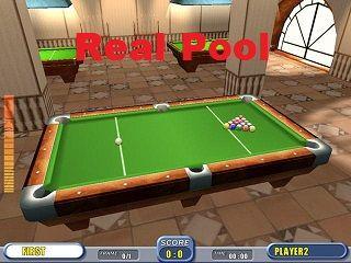 Game Real Pool 3d, Permainan Billiard PC terbaru  Real pool 3D merupakan permainan billiard yang sudah terkenal dikalangan pecinta game billiard, game ini gratis dan bisa anda mil