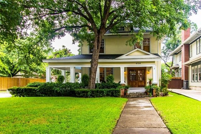 Take a walk down memory lane with today's #TBT #ListingOfTheDay. This beautiful 3/2.5/2 is located on #historic Swiss Ave in #Dallas #Texas. For being 103 years old, this #house looks awesome!4726 SWISS AVENUE, DALLAS, TX 75204 – 'bit Southern Realty Group | eXp Realty