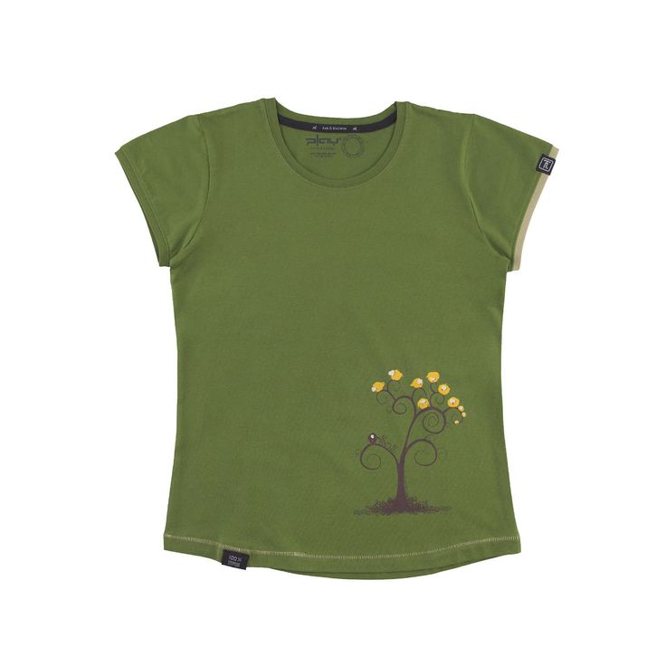 Camiseta de Diseño Pajarito de ewikka en Etsy