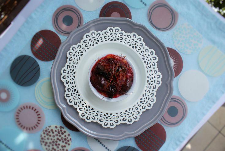 CYKORIA - śliwki do mięs pikantne