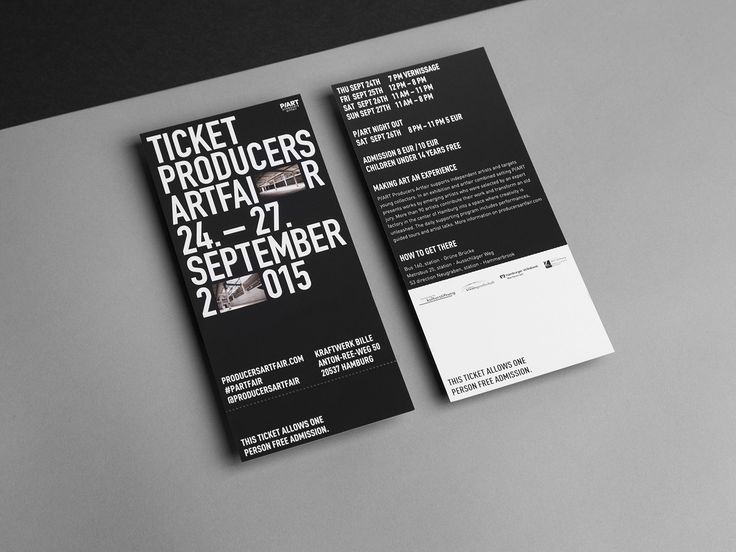 p\/art entrance ticket entrance ticket Pinterest Flyers - concert ticket design